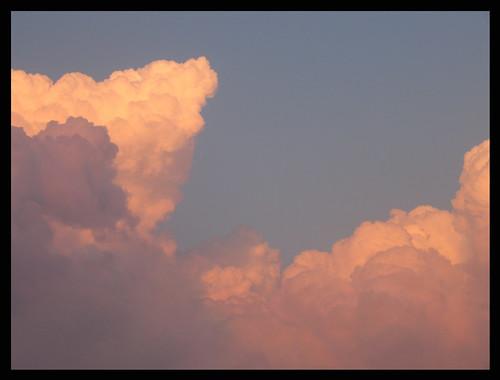 sky italy clouds italia nuvole campania rosa bn benevento pannamontata soffici pinkcloudscielo