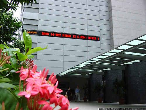 Singapore Stock Exchange Building