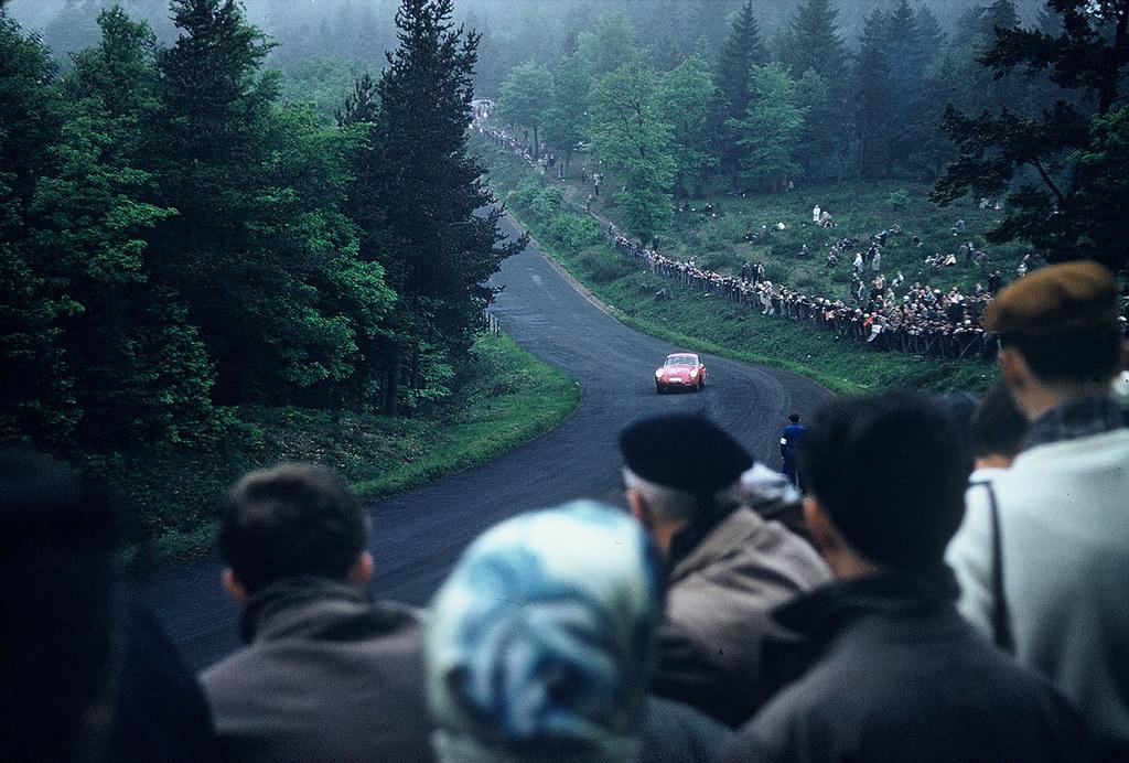 Nürburgring, Germany 1960