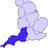 the South West England group icon
