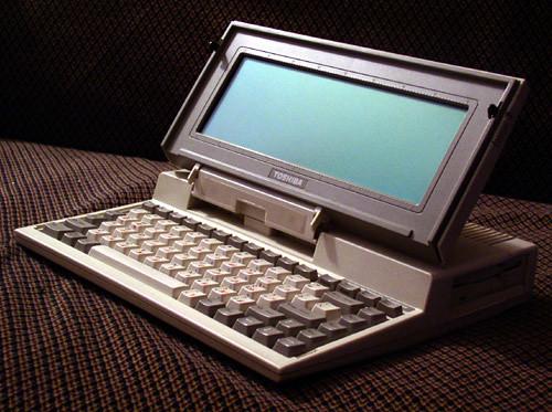 Toshiba T1000 (1985)
