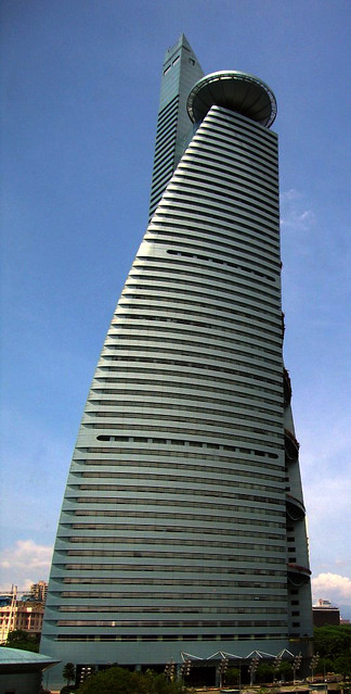 Original Design That Was Copied Enhanced By Saigons Bitexco And Ironmans Stark Tower