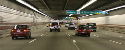 Boston I-93 Tunnel