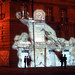 foro traiano night projection by antmoose