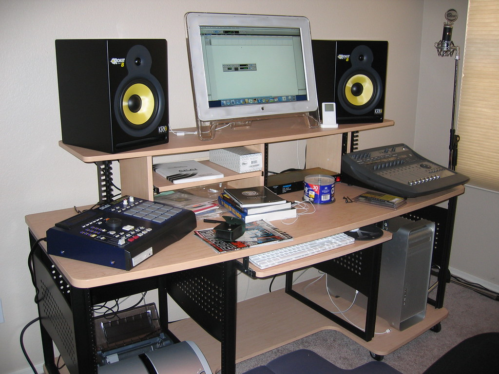 Home studio setup joy studio design gallery best design - Home studio ...