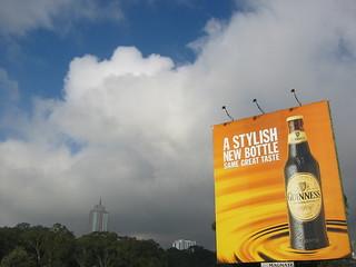 Beer commercial, Nairobi