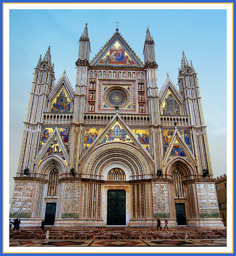 The Cathedral of Orvieto