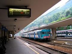 Lake Como Train Station