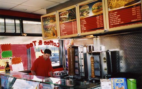 Doner Kebab joint owner