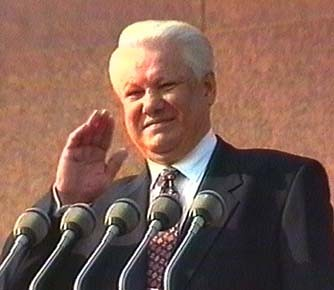 Boris Yeltsin photo