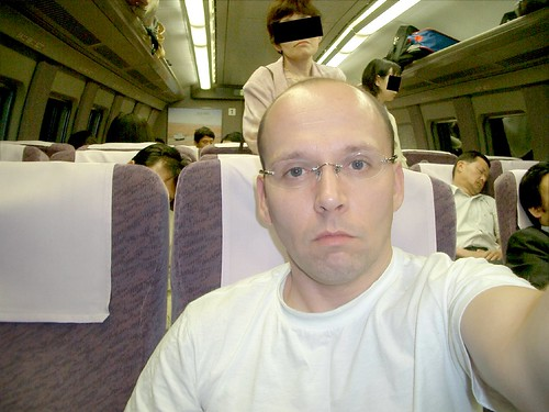 Do you Prefer to Stand in the Aisle or Sit Next to Fat Gaijin?