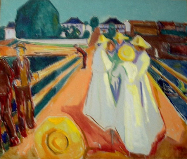 Header of Edvard Munch