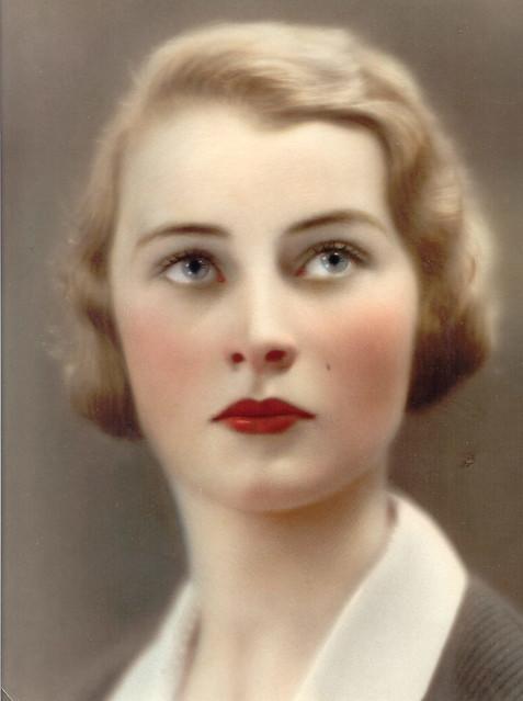 1930 retouché colorisé