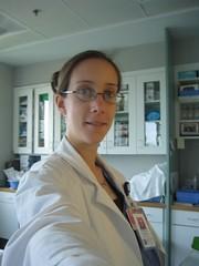 glasses, researcher, person,