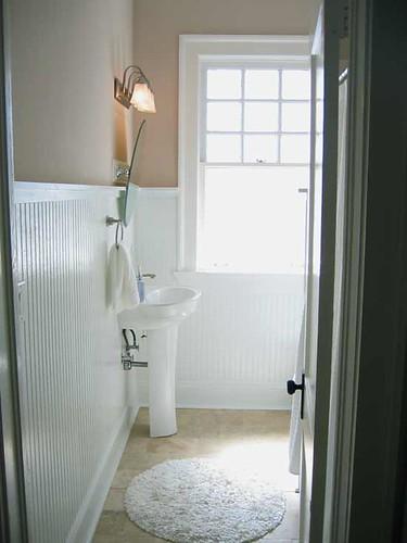Guest bathroom - post renovation