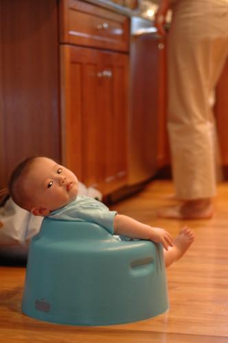 Beware the Bumbo Seat ~ Mama OT