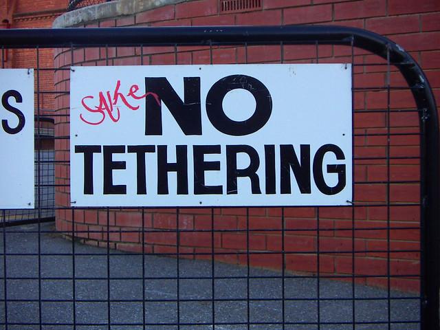 No Tethering