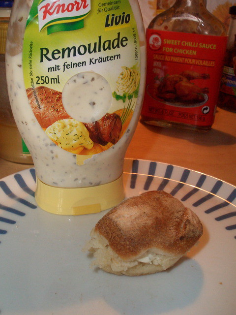 pizzabrot remoulade flickr photo sharing