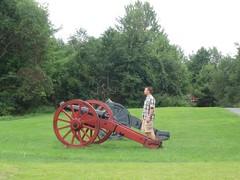 Ken, Saratoga Battlefield, Saratoga National Historical Park, Stillwater, New York