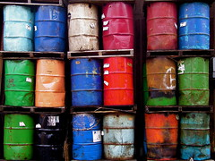 [Free Images] Backgrounds, Drum (Container) ID:201203281200