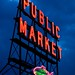 Pike Place Market by cybersooz