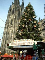 Weihnachtsmarkt, Cologne