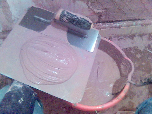 Prepared plaster