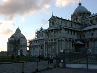 Pisa Cathedral and Baptistry