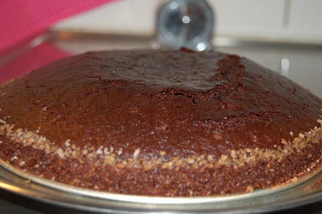 Choclate vegan cake