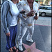 Elvis on Hollywood Blvd.