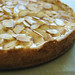 Almond Pear Cream Cheese Tart