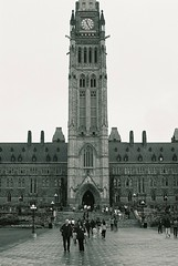 Peace Tower / Centre Block of Parliament