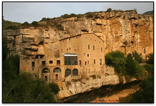 Casa prioral de Sant Miquel del Fai