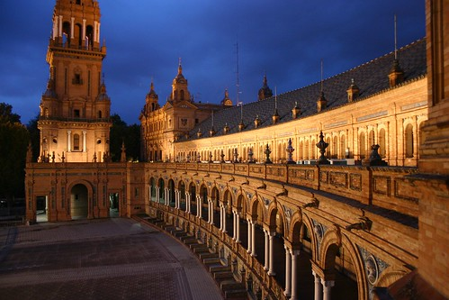 Plaza de España; Seville