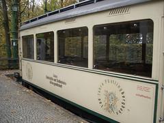 Pöstlingbergbahn tram unit