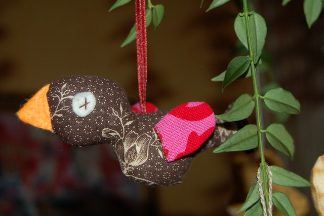 A prototype wee bird softie