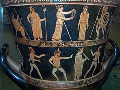 La creació de Pandora pels déus olímpics