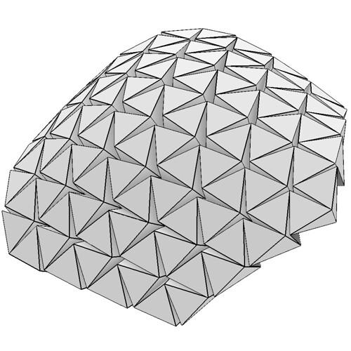 Rigid Origami Simulator Software