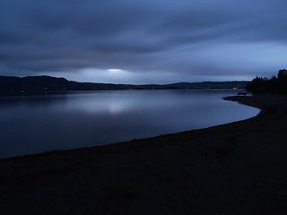 Walchensee by Night