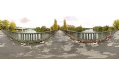 Footbridge Charentonneau