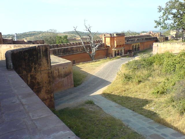 Header of Amer Fort