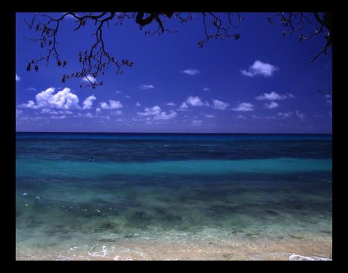 Tuvalu - Funafuti - Beach #4
