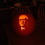 Dick Cheney Pumpkin 1