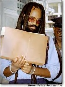 Mumia Abu-Jamal has gained international support for his appeal after spending nearly 25 years in prison for a crime he did not commit. by Pan-African News Wire Photo File