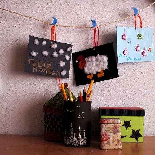 manualidades y decoracion de navidad