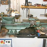 Old Myford Lathe