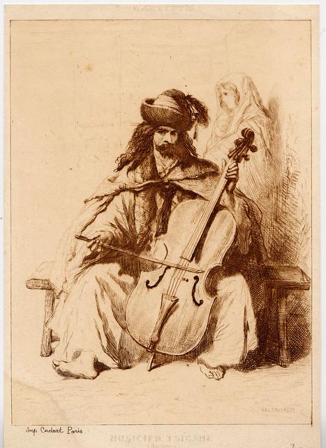 The 19th century virtuoso