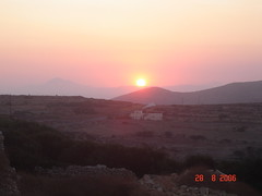 sunset @ Folegandros