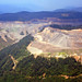 Mountaintop removal mine in southwest Virginia