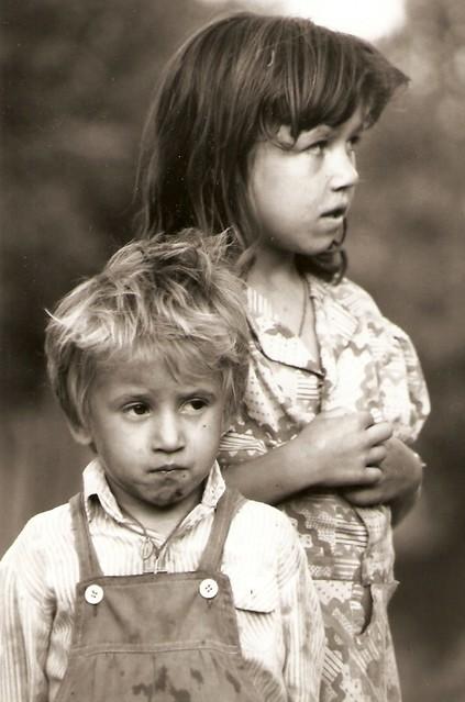 Csango children